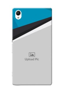 Sony Xperia Z1 Simple Pattern Mobile Cover Upload Design