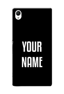 Xperia Z1 Your Name on Phone Case