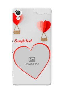 Sony Xperia Z3 Love Abstract Mobile Case Design