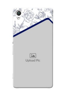 Sony Xperia Z3 Floral Design Mobile Cover Design