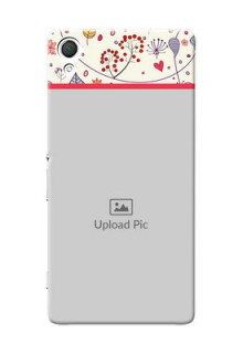 Sony Xperia Z3 Premium Mobile Back Case Cover Design