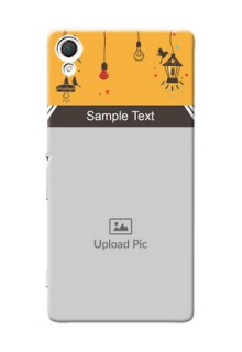 Sony Xperia Z3 my family design with hanging icons Design Design