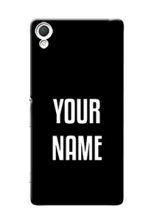 Xperia Z3 Your Name on Phone Case