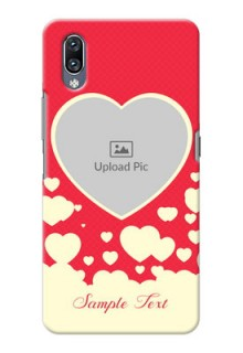 Vivo Nex Phone Cases: Love Symbols Phone Cover Design