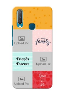 Vivo U10 Customized Phone Cases: Images with Quotes Design