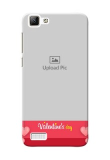 Vivo V1 valentines day couple Design