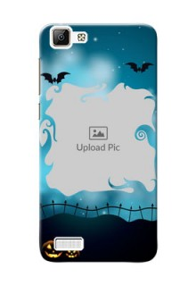 Vivo V1 halloween design with designer frame Design