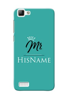 Vivo V1 Custom Phone Case Mr with Name