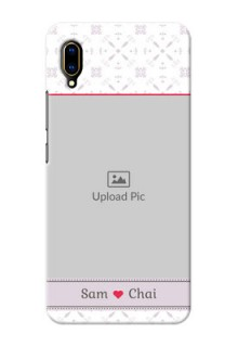 Vivo V11 Pro Phone Cases with Photo and Ethnic Design