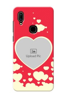 Vivo V11 Phone Cases: Love Symbols Phone Cover Design