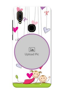 Vivo V11 Mobile Cases: Cute Kids Phone Case Design