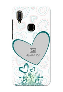 Vivo V11 Personalized Mobile Cases: Premium Couple Design