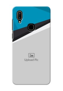 Vivo V11 Back Covers: Simple Pattern Photo Upload Design