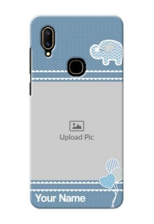 Vivo V11 Custom Phone Covers with Kids Pattern Design