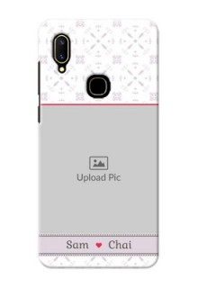 Vivo V11 Phone Cases with Photo and Ethnic Design