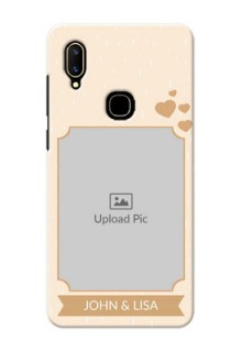 Vivo V11 mobile phone cases with confetti love design