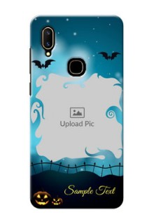 Vivo V11 Personalised Phone Cases: Halloween frame design