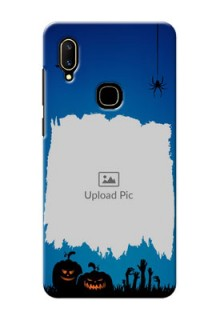Vivo V11 mobile cases online with pro Halloween design