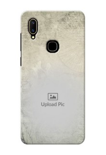 Vivo V11 custom mobile back covers with vintage design