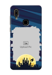Vivo V11 Back Covers: Halloween Witch Design