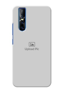 Vivo V15 Pro Custom Mobile Cover: Upload Full Picture Design