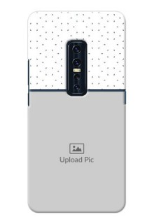 Vivo V17 Pro Personalized Phone Cases: Premium Dot Design