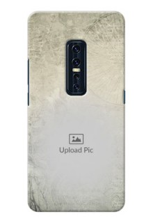 Vivo V17 Pro custom mobile back covers with vintage design