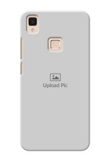 Vivo V3 Max Full Picture Upload Mobile Back Cover Design