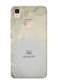 Vivo V3 Max vintage backdrop Design Design