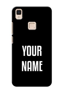 Vivo V3 Max Your Name on Phone Case