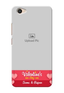 Vivo V5 Plus valentines day couple Design