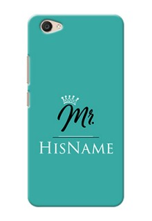 Vivo V5 Plus Custom Phone Case Mr with Name