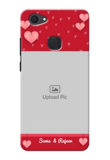 Vivo V7 Plus valentines day couple Design