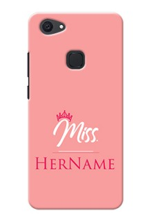 Vivo V7 Plus Custom Phone Case Mrs with Name