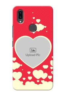 Vivo V9 Pro Phone Cases: Love Symbols Phone Cover Design
