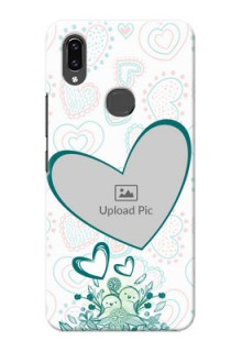 Vivo V9 Pro Personalized Mobile Cases: Premium Couple Design