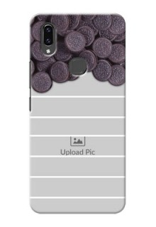 Vivo V9 Pro Custom Mobile Covers with Oreo Biscuit Design