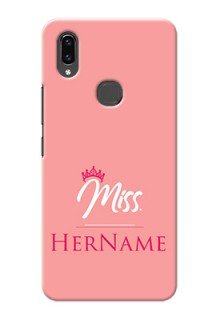 Vivo V9 Custom Phone Case Mrs with Name