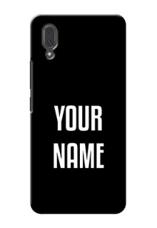 Vivo X21 Your Name on Phone Case