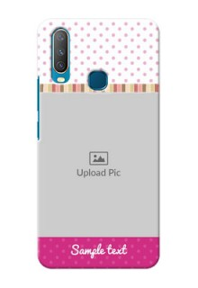 Vivo Y12 custom mobile cases: Cute Girls Cover Design