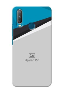 Vivo Y15 Back Covers: Simple Pattern Photo Upload Design