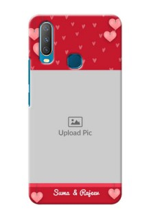 Vivo Y15 Mobile Back Covers: Valentines Day Design