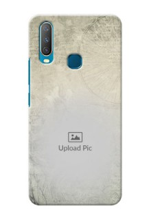 Vivo Y15 custom mobile back covers with vintage design