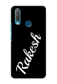 Vivo Y15 Custom Mobile Cover with Your Name