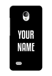 Vivo Y21L Your Name on Phone Case