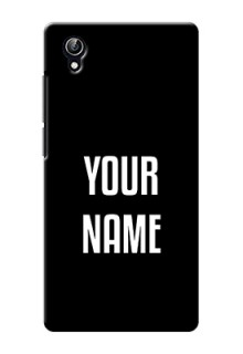 Vivo Y51 L Your Name on Phone Case