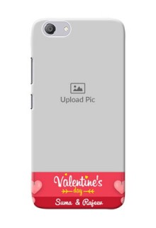 Vivo Y53i Mobile Back Covers: Valentines Day Design