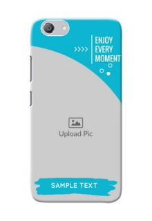 Vivo Y53i Personalized Phone Covers: Happy Moment Design