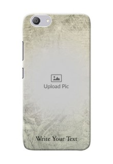 Vivo Y53i custom mobile back covers with vintage design