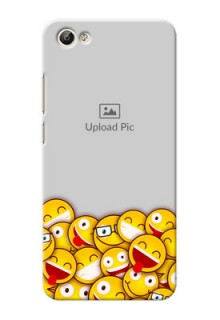 Vivo Y66 smileys pattern Design Design